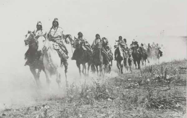 NativeWomenRiding-a