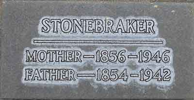 StonebrakerParentsHeadstone-a