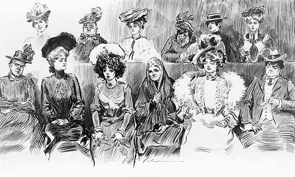 1902WomenJuryCharlesDanaGibson-a