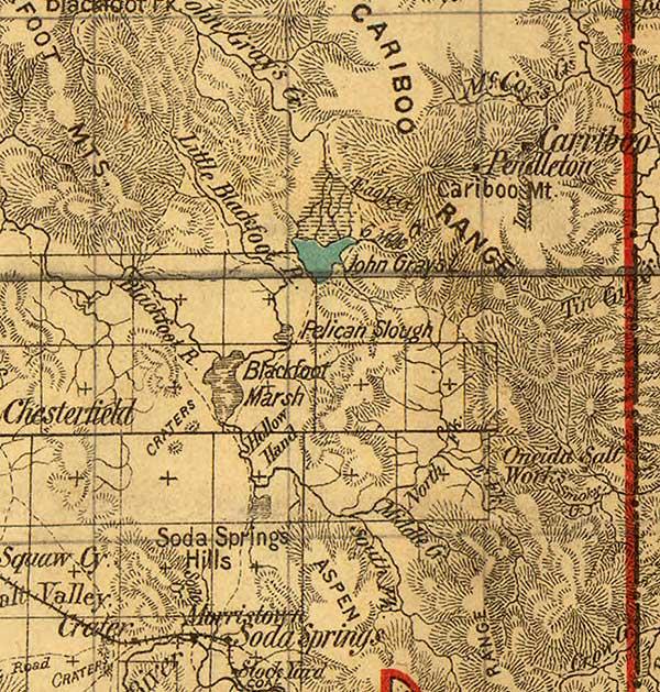 1888-Idaho-Caribou