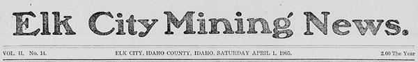 19050401ElkCityMiningNewsBanner