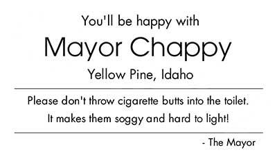 MayorChappyCard