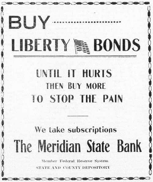 19181004LibertyBondsAd