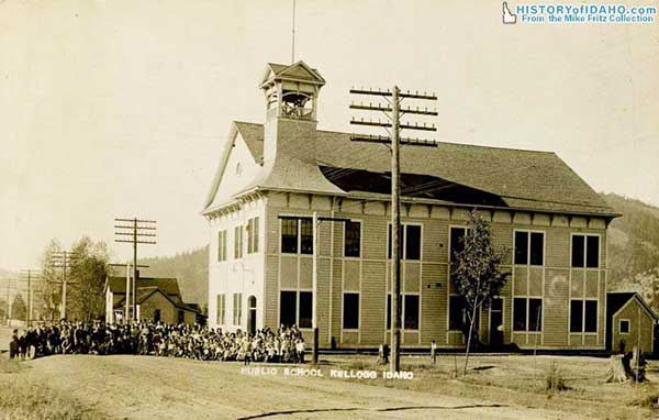 SchoolPublicSchoolKellogg1912Fritz-a