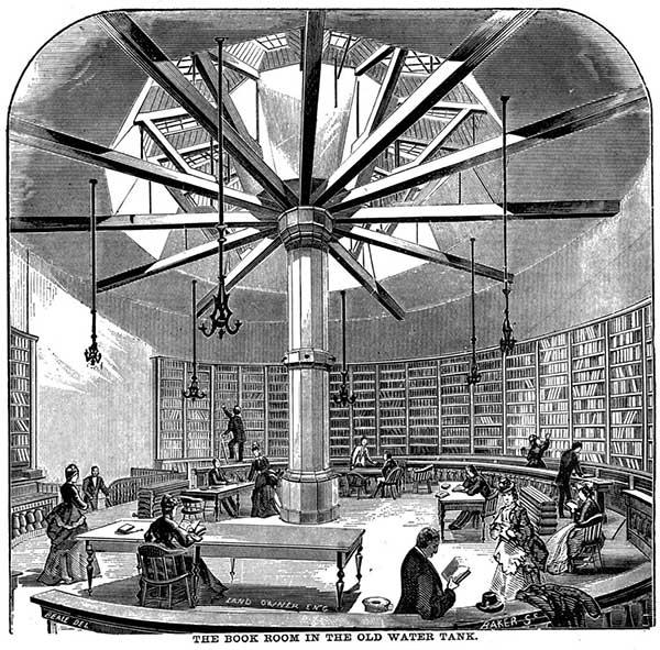 1873ChicagoWaterTankBookRoom-a